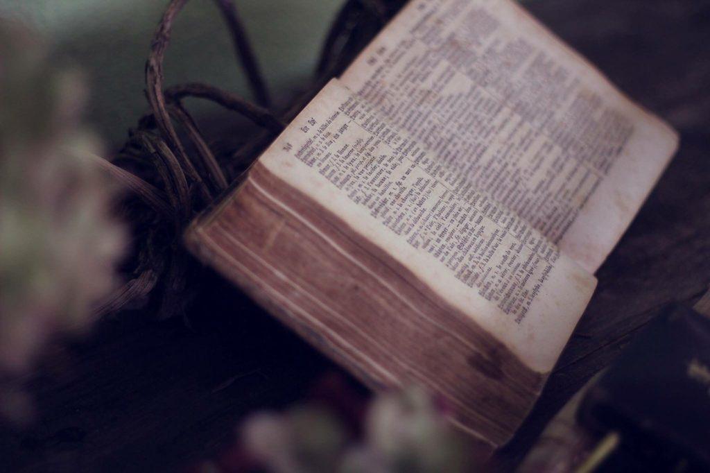 biblia que uso jesus