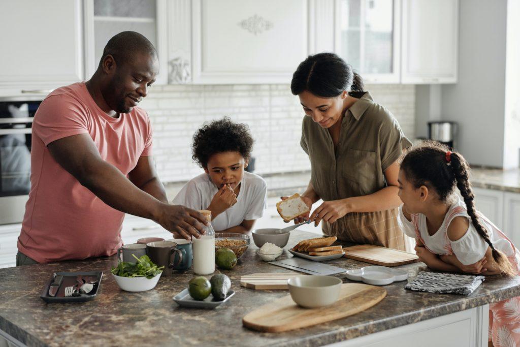 familia cristiana como cuidadora
