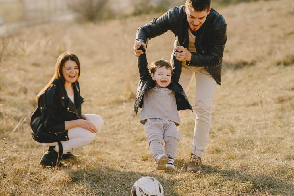 familia reflejo de dios
