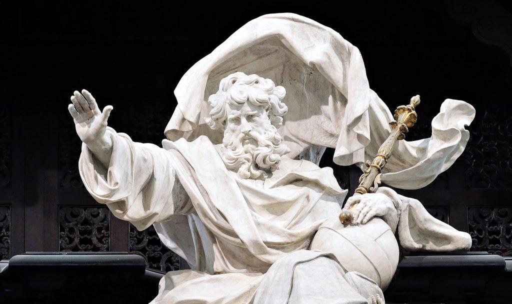 venida jesus romanos griegos hebreos