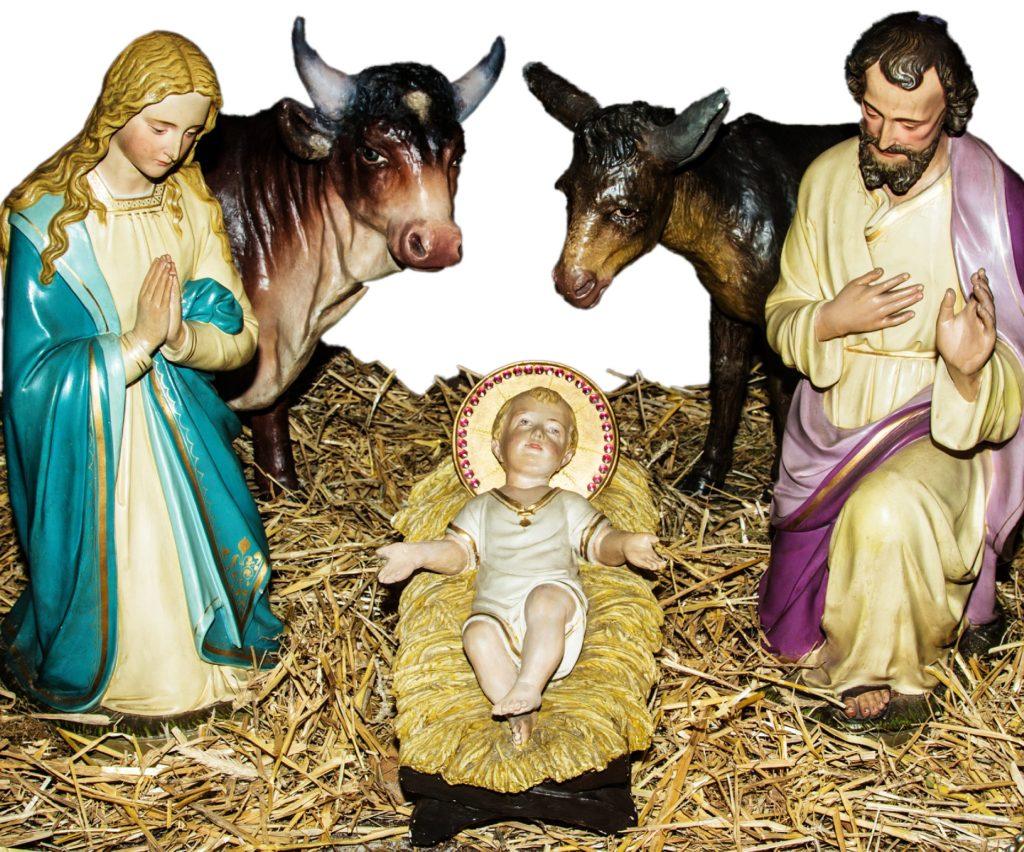 cuando y donde nacio jesus