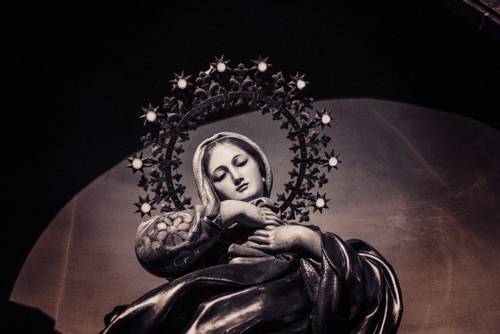 entender nacimiento virgen maria