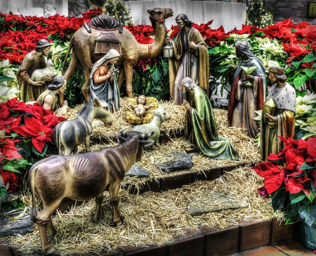 nacio jesus 25 diciembre
