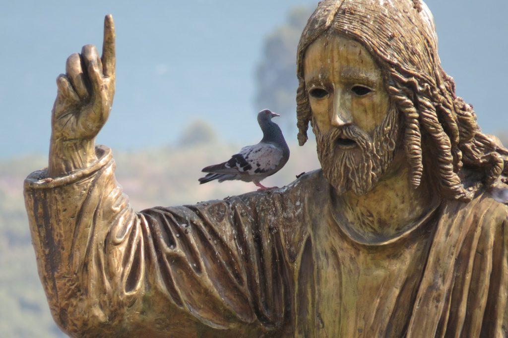 pedro niega a jesus
