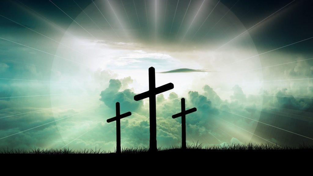 por que oscuridad crucifixion