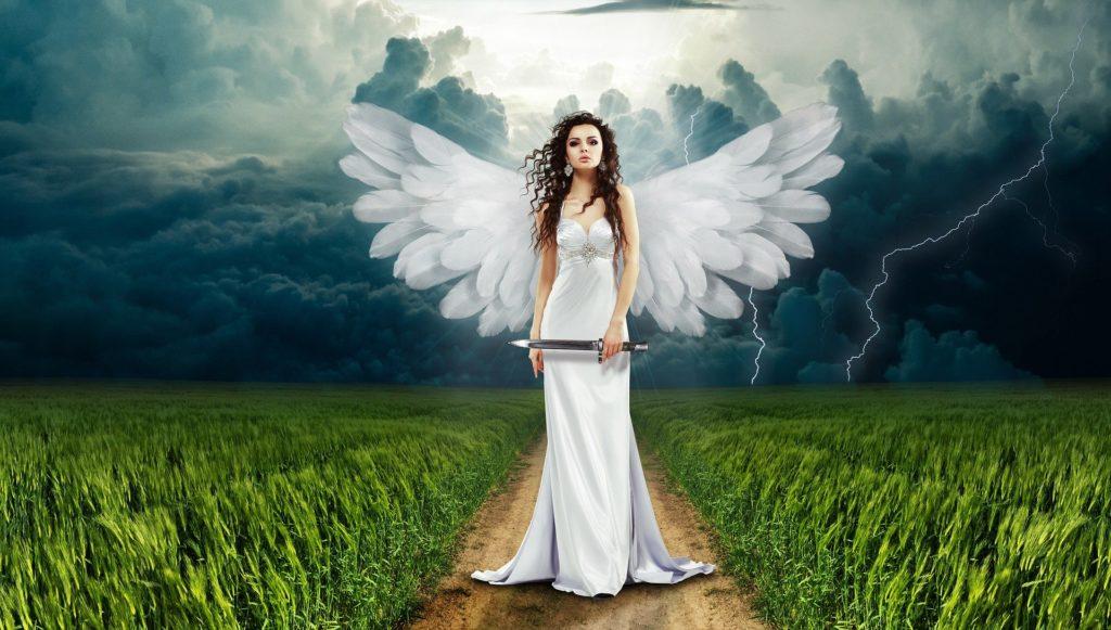 que mensaje trajeron los angeles