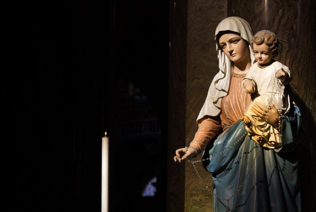 quien es virgen maria