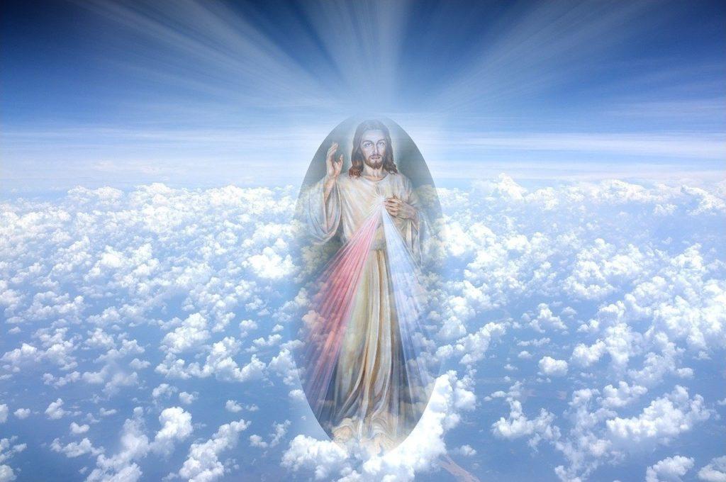 renuncio jesus a su espiritu
