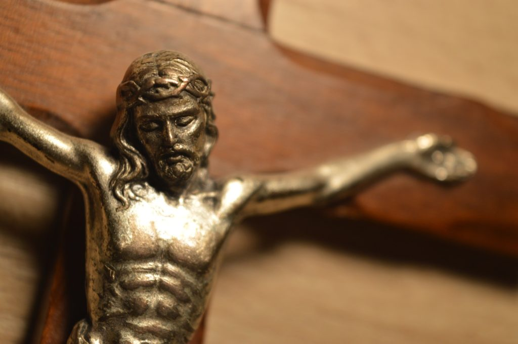 dios se aleja de jesus